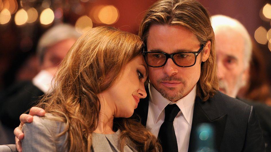"""Angelina Jolie : """"Le mariage, ce n'est pas toujours facile"""""""