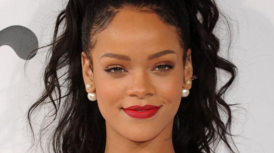 Rihanna : Sans maquillage, elle ressemble à ça (Photos)