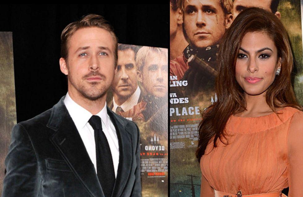 Ryan Gosling et Eva Mendes au bord de la rupture ?