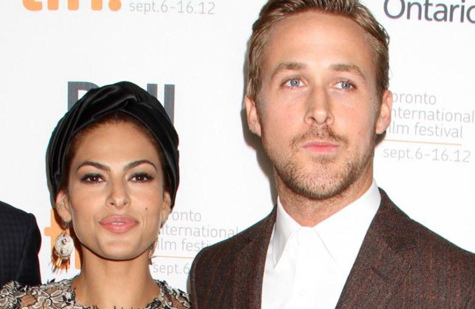 Ryan Gosling & Eva Mendes: Schon wieder Beziehungsprobleme?