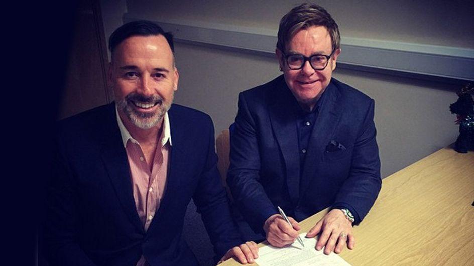 #ShareTheLove: La boda mediática de Elton John