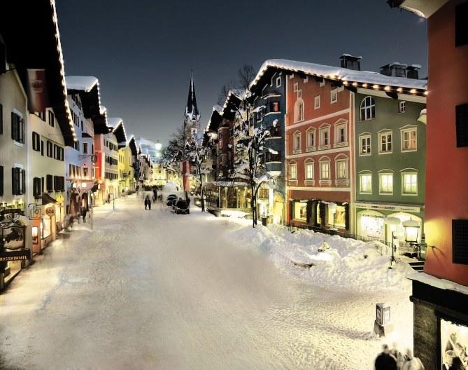 Le Tyrol en Autriche