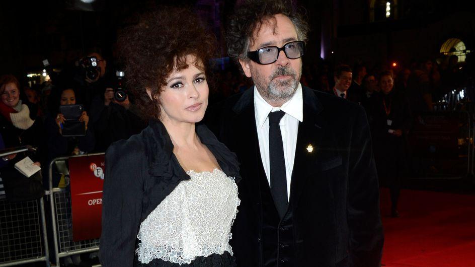Tim Burton y Helena Bonham Carter rompen su relación