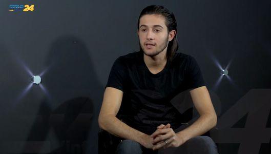 Tarek en interview pour Star 24 TV