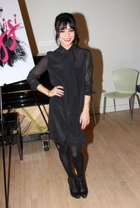 Vanessa Hudgens, à New York, en décembre 2014