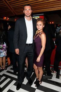 Hayden Panettiere et Wladimir Klitschko