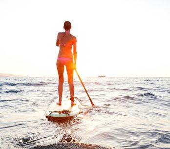 Pegue a prancha você também! É verão, tempo de stand up paddle