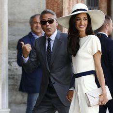 Amal Clooney : Enceinte de trois mois ?