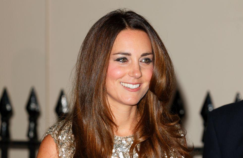 Kate Middleton, élue femme la plus stylée de 2014