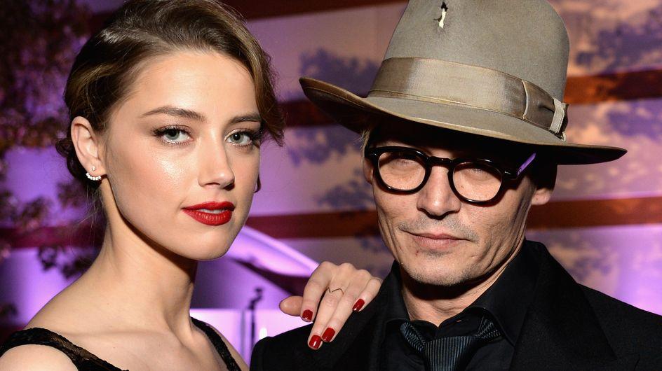 Johnny Depp, en cure de désintoxication pour Amber Heard