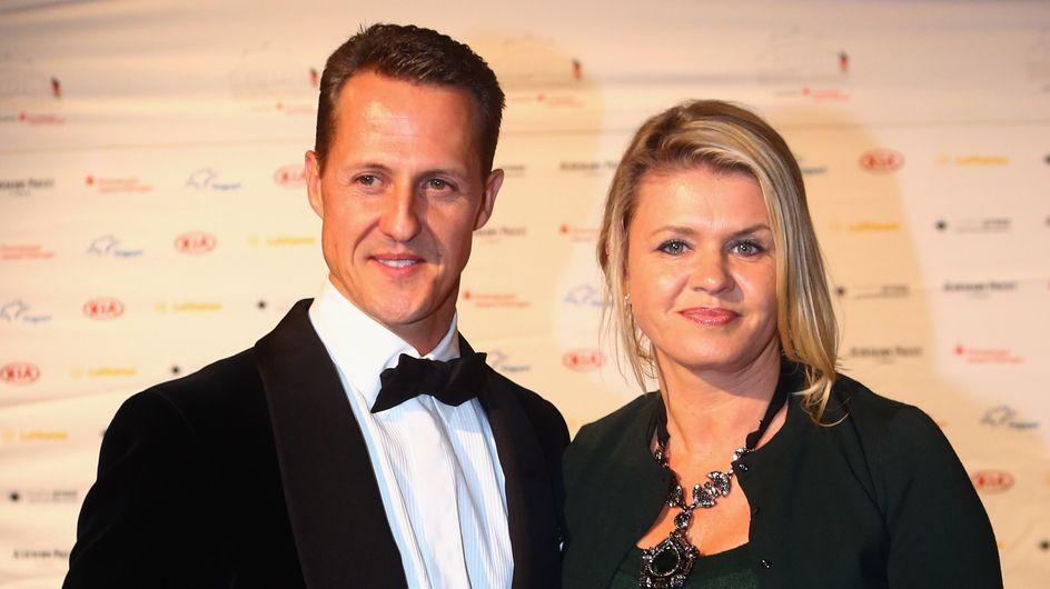 Un an après son accident, Michael Schumacher commence à reconnaître ses proches