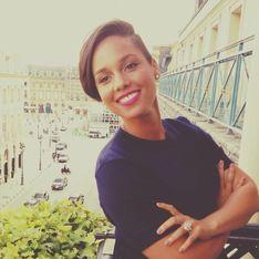 Alicia Keys a accouché, découvrez le nom très original de son bébé
