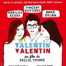 Vincent Rottiers fait tourner les têtes de Marie Gillain et Marilou Berry pour Valentin Valentin (Vidéo)