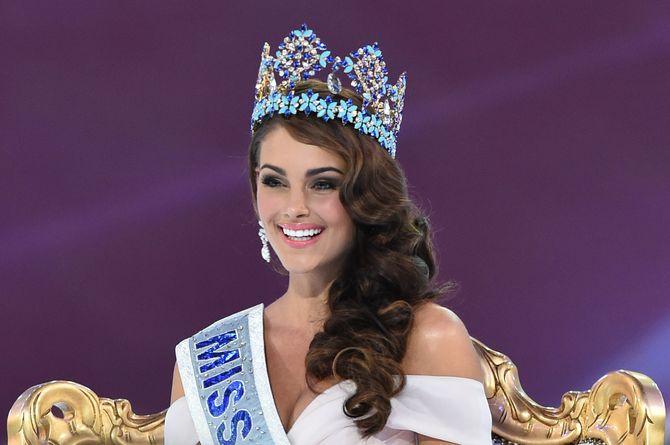 Miss Monde 2014.