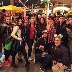 Christina Aguilera fait un scandale à Disneyland