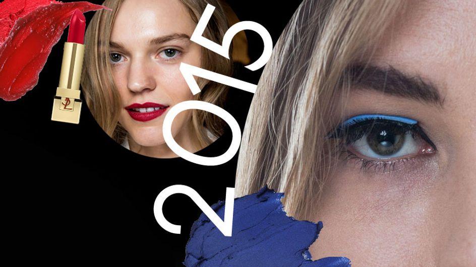 Make-up Trends 2015: Das erwartet uns im neuen Jahr