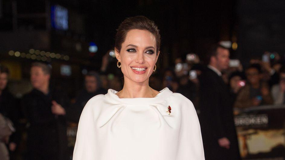Pour Angelina Jolie, sa famille et son mariage sont de véritables challenges