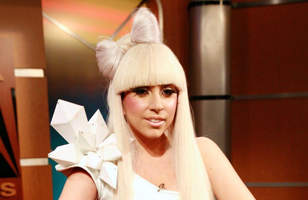 Lady Gaga, nouvelle égérie Shiseido en 50 selfies