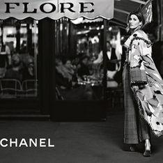 Gisele Bündchen Parisienne d'un jour pour la nouvelle campagne Chanel (Photos)