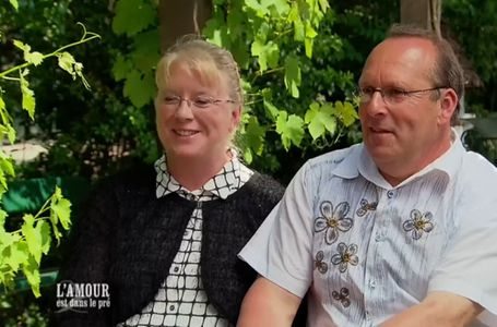 Thierry et Véronique, les futurs mariés d'ADP