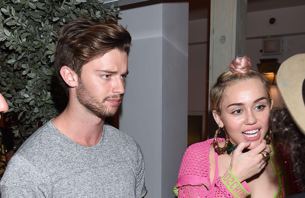 Miley Cyrus a rencontré le père de Patrick Schwarzenegger