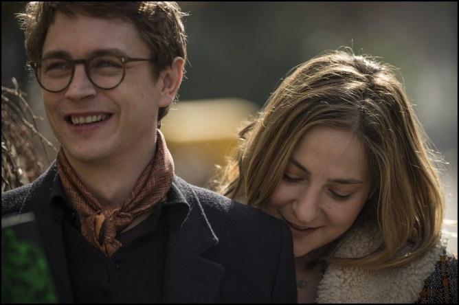 Vincent Rottiers et Marilou Berry dans Valentin Valentin