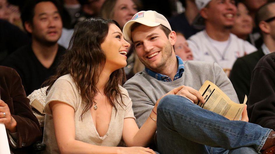 Ashton Kutcher et Mila Kunis se sont-ils mariés en secret ?