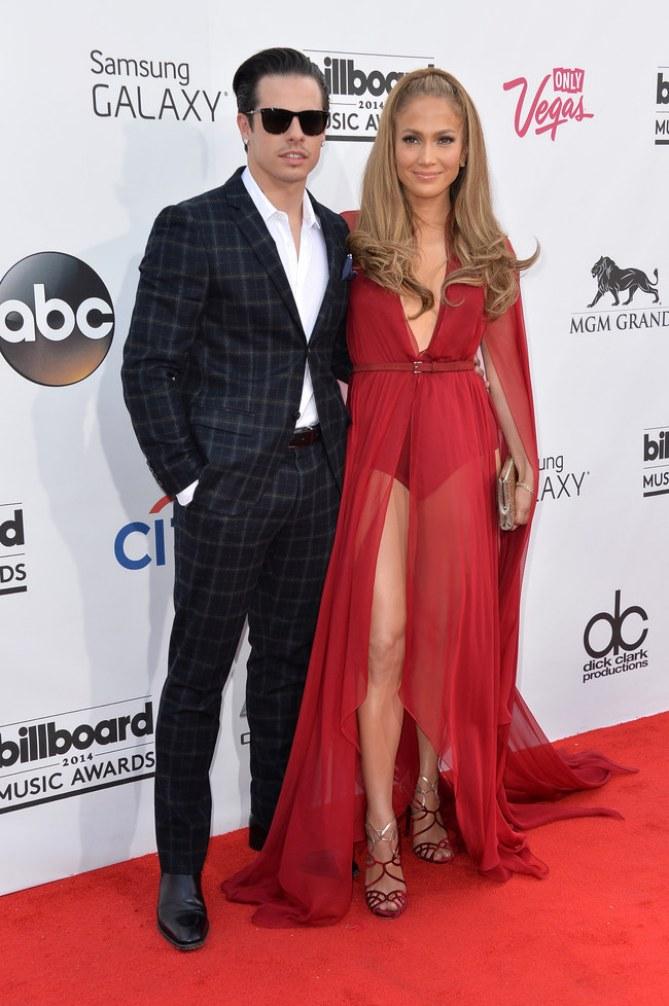 Jennifer Lopez et Marc Anthony