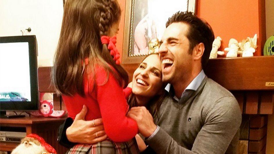 David Bustamante y Paula Echevarría compartirán carroza en Reyes