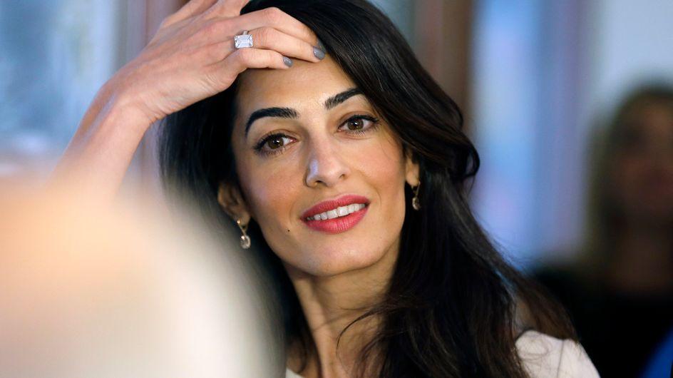 Amal Clooney s'est retrouvée dans le viseur de la justice égyptienne