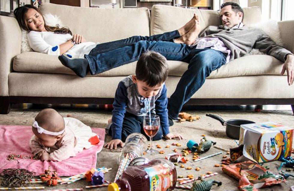 Der ganz normale Familienwahnsinn: Diese Situationen kennen wohl alle Eltern