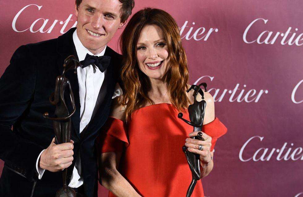 Festival de cine de Palm Springs 2015: los looks más comentados