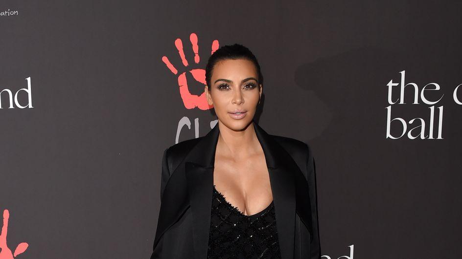 Kim Kardashian méconnaissable pour LOVE Magazine (Photo)