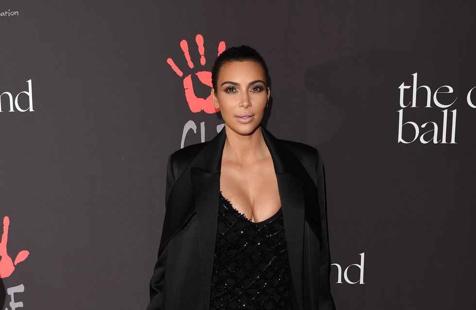 Kim Kardashian méconnaissable pour LOVE Magazine (Photo)