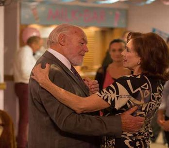 Eastenders 13/01 - Charlie is horrified at his mother's revelations
