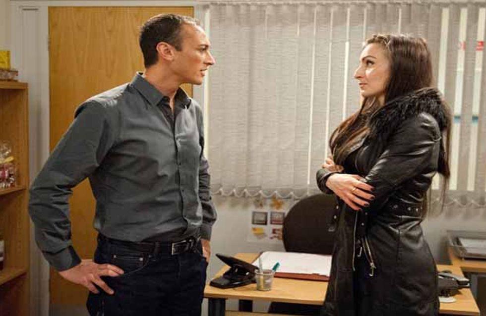 Emmerdale 15/01 – Zak and Katie start to understand what Belle is going through