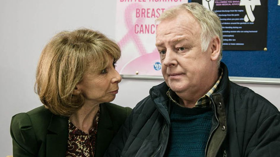 Coronation Street 16/01 – Michael and Gail face an uncertain future