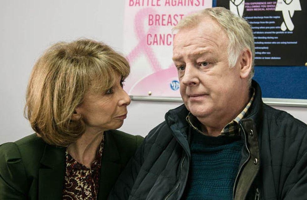 Coronation Street 16/01 – Michael and Gail face an uncertain future