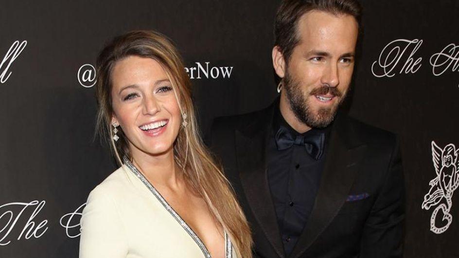 Blake Lively ist Mama geworden