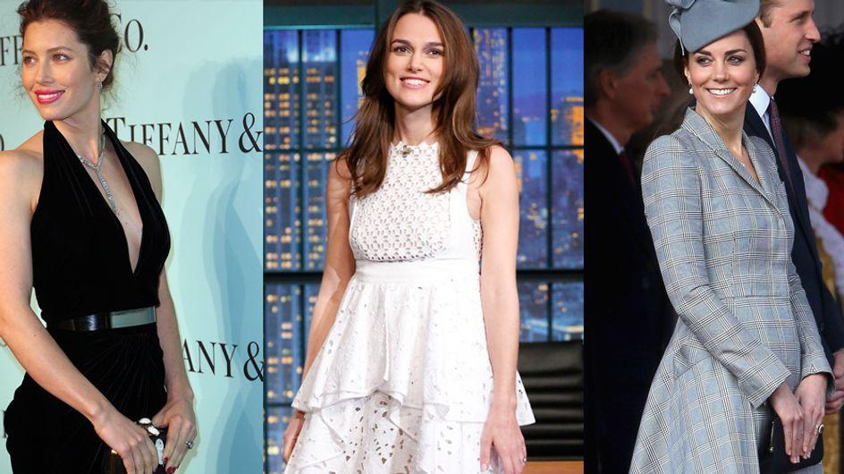 Ces célébrités qui vont devenir parents en 2015...