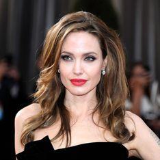 Angelina Jolie émue par une auditrice française