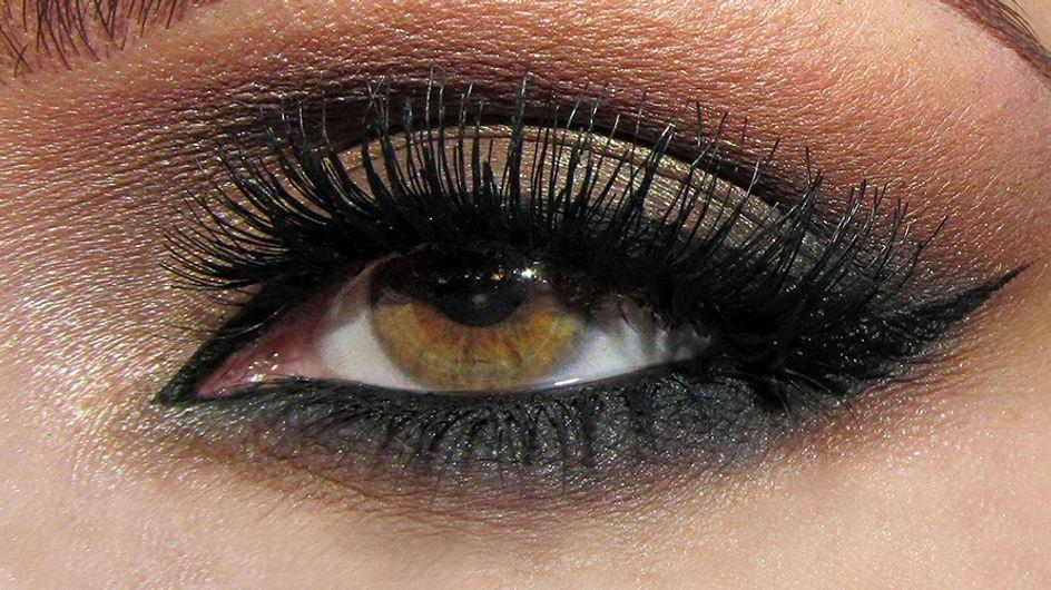 Smoking Hot! The Easiest Way To Get The Perfect Smokey Eye Makeup