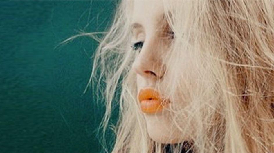 How To Wear Emma Watson's Orange Lip For Summer