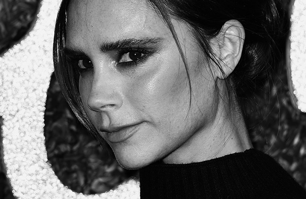 Make-Up Tutorial: How To Contour Your Cheeks Like Victoria Beckham