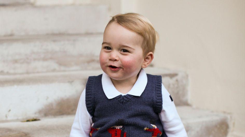 Le prince George récompensé pour son look par GQ