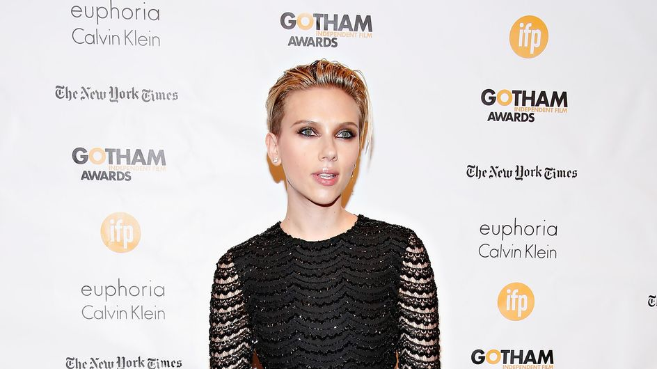 Scarlett Johansson se transforme en héroïne de manga