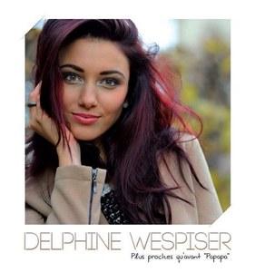 La pochette du CD de Delphine Wespiser