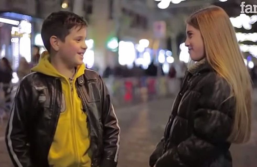 ¡Dale una bofetada!, el emotivo vídeo viral contra la violencia de género