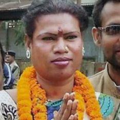 Madhu Kinnar : Première maire transgenre élue en Inde