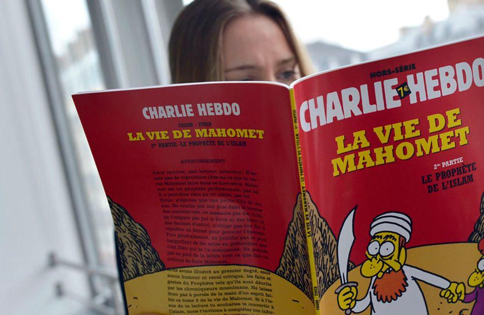 12 muertos en un tiroteo en el semanario satírico francés Charlie Hebdo, en París